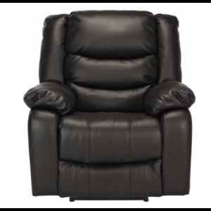 Divano Roma Furniture Leather Recliner