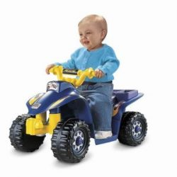 Fisher Price 77760 Power Wheels Lil Quad