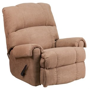 (Best Recliner For Sleeping) Flash Furniture Rocker Recliner Chair