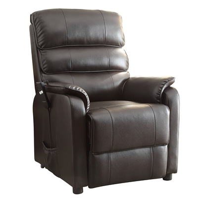 (Best Lift Chair Reviews) Homelegance 8545-1LT Kellen Power Recliner