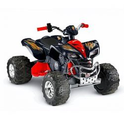 Power Wheels W4716 Hot Wheels Kawasaki KFX
