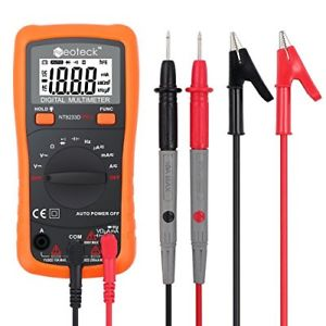 (Best Multimeters Under $50) Neoteck NTK017 Multimeter