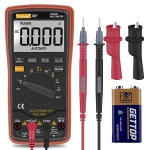 Thsinde TRMS 6000 Multimeter