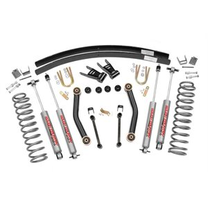 (best Jeep lift kits) Rough Country 623N2