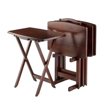 Winsome Oversize Snack Table