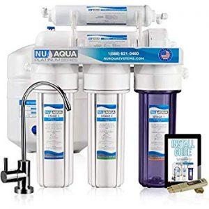 NU Aqua Platinum Series