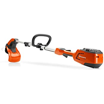 (Top battery operated weed eater) Husqvarna Shaft String Trimmer