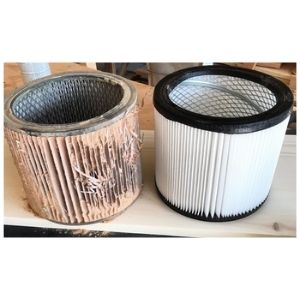 How to Clean Shop Vac Filter